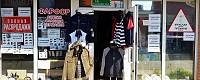 Магазин мужской, женской одежды, головных уборов.